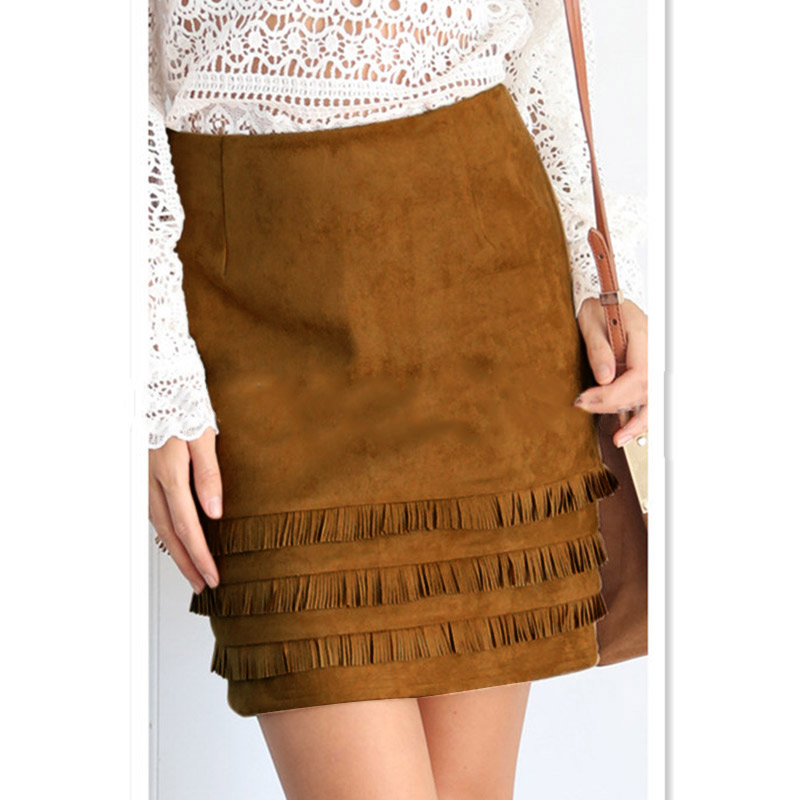 Compare Prices on Faux Suede Skirt- Online Shopping/Buy Low Price ...
