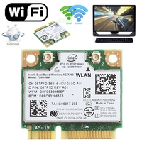 Dual Band Bluetooth 4.0 Wireless Mini Pci-e Para Intel 7260 AC DELL 7260HMW