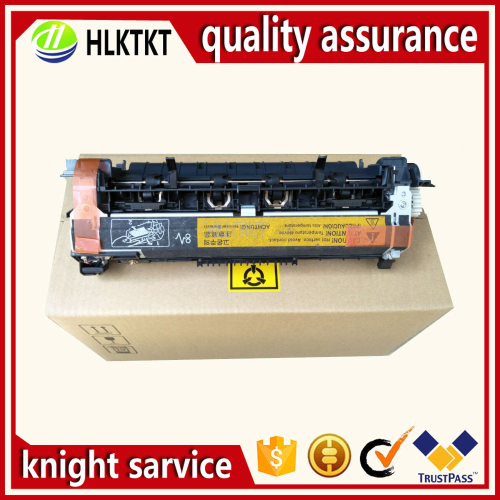 NEW Hot sell compatible fuser assembly for hp P4014 4015 4515 4014 P4015 P4515 4510 Fuser Unit RM1-4554 (110V) RM1-4579 (220V) printer part p4014 fuser film assembly compatible new for hp p4014 p4015 p4515 high quality