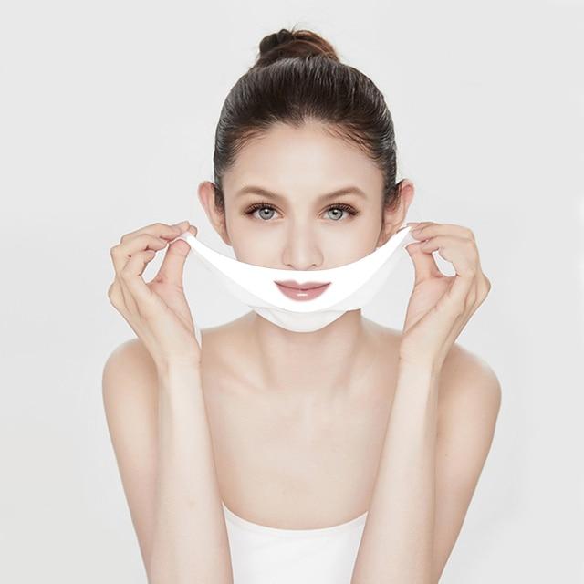 V chin lifting mask + hydrogel eye