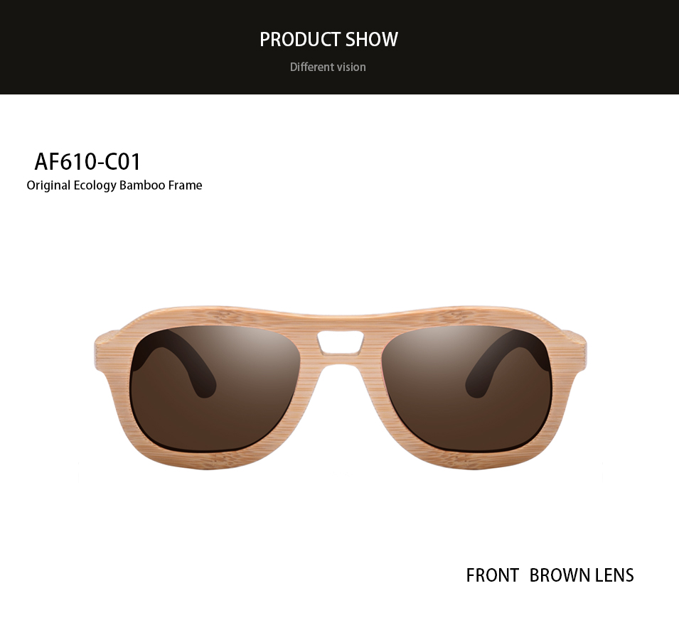 2824ef862 Detail Feedback Questions about AOFLY BRAND DESIGN Wood Polarized ...