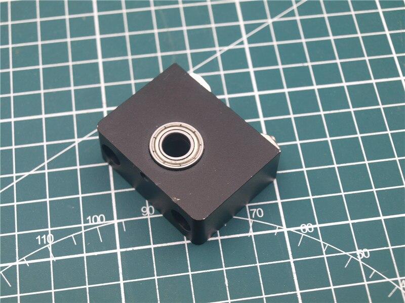 1 pces creality alumínio CR-10 z-eixo leadscrew