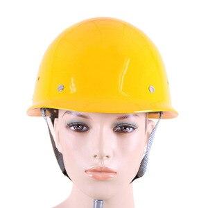 Image 3 - Frp安全ヘルメット建設保護ヘルメット抗スマッシングワークキャップ通気性労働エンジニアリング耐衝撃性ハード帽子