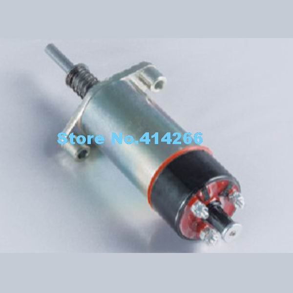 155-4653 Fuel Shutdown Solenoid Valve for C Engine 24V new scv 096710 0130 096710 0062 fuel suction control valve for toyota