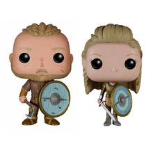 Figure Lagertha Action Ragnar