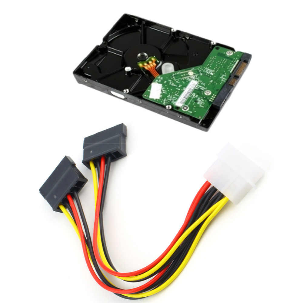Detail Feedback Questions About 22pin Sata Female Port To 13pin Male Slimline Ata Connector 6 Pin Power Cable 4 Ide Molex 2 Of 15 Serial Hdd Adapter