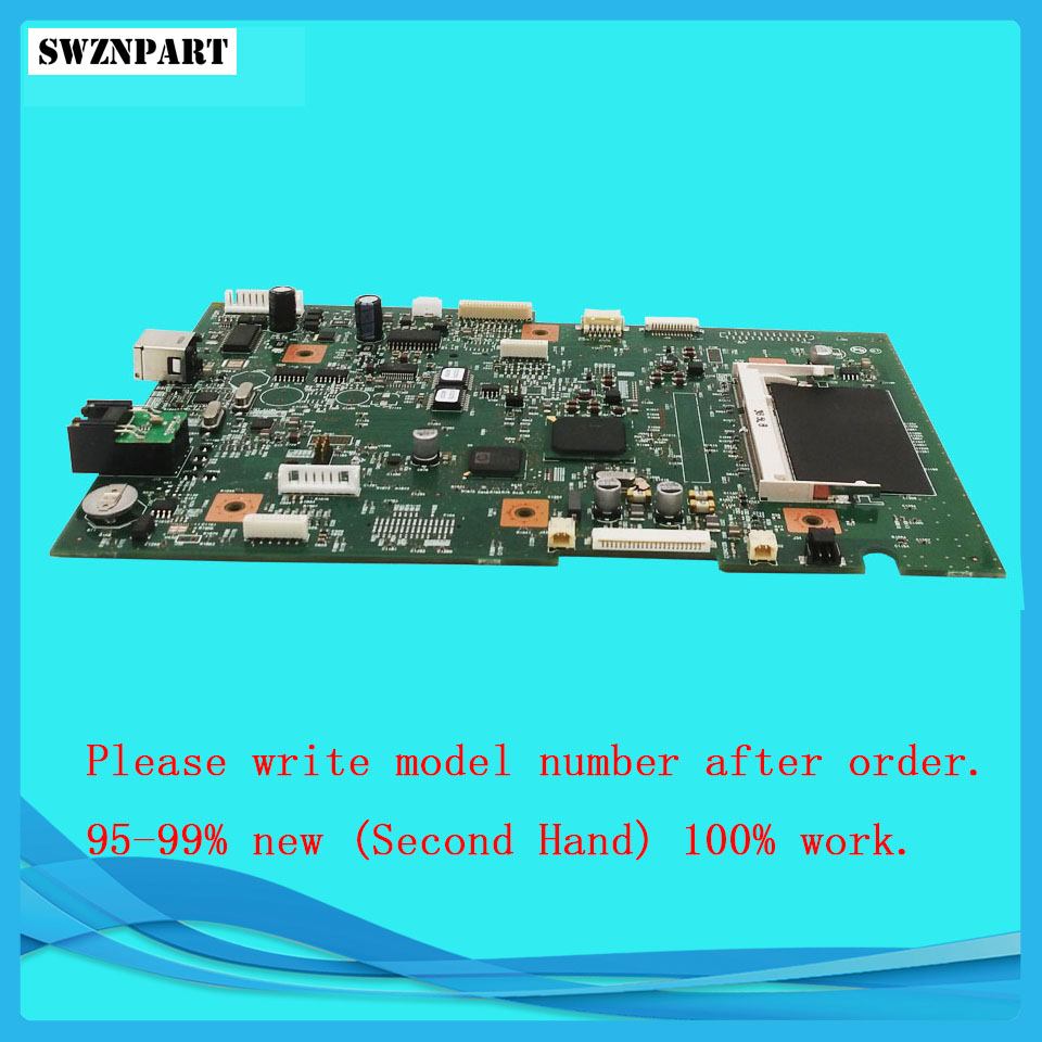 FORMATTER PCA ASSY Formatter Board logic Main Board MainBoard for HP M2727 m2727nf m2727nfs 2727 CC370-60001 cc370 60001 for hp laserjet m2727nf printer formatter board 90 day warranty