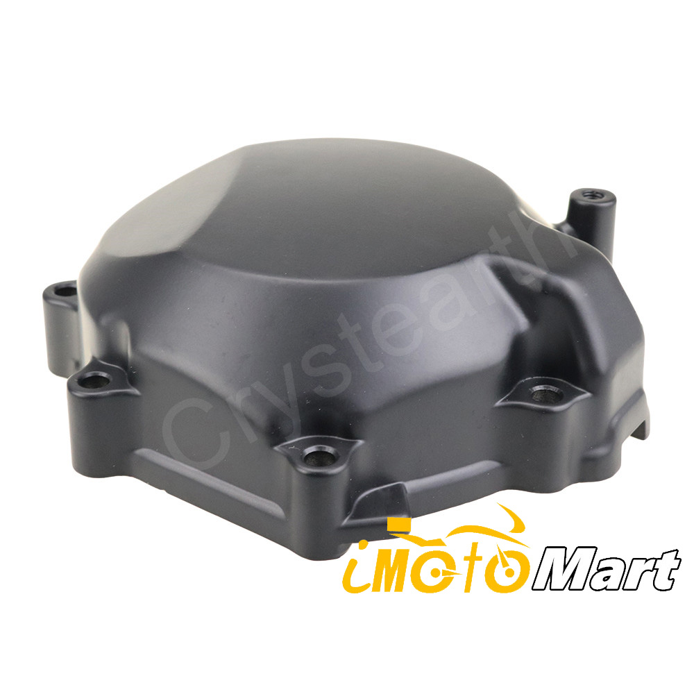 Aluminum Left Engine Cover Motor Stator Crankcase Cover Protector For Kawasaki ZX 10R ZX10R ZX 10R