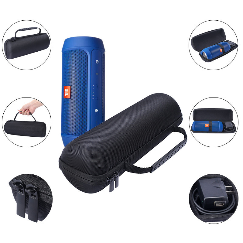 New PU Travel Protective Speaker Cover Pouch Bag Case For JBL Charge2/JBL Charge 2+ Plus/JBL Pulse/Tronsmart Element T6 Speaker