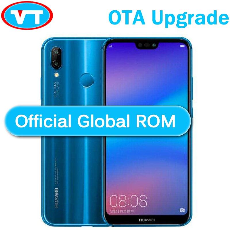 """Huawei P20 Lite Nova 3e Version globale en option 4G 64G téléphone portable Octa Core 5.84 """"3000 mAh 2280*1080P double caméra arrière-in Mobile Téléphones from Téléphones portables et télécommunications on AliExpress - 11.11_Double 11_Singles' Day 1"""