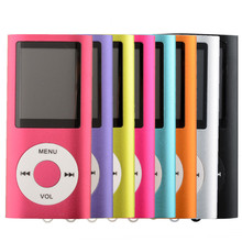 Portable Video Player 8-colors 4th 1.8 screen MP4 video Radio music movie player SD/TF card Cheapest Mp4 Player @Z