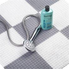 Bathroom kitchen mat shower bath tub bathroom toilet waterproof silicone mosaic