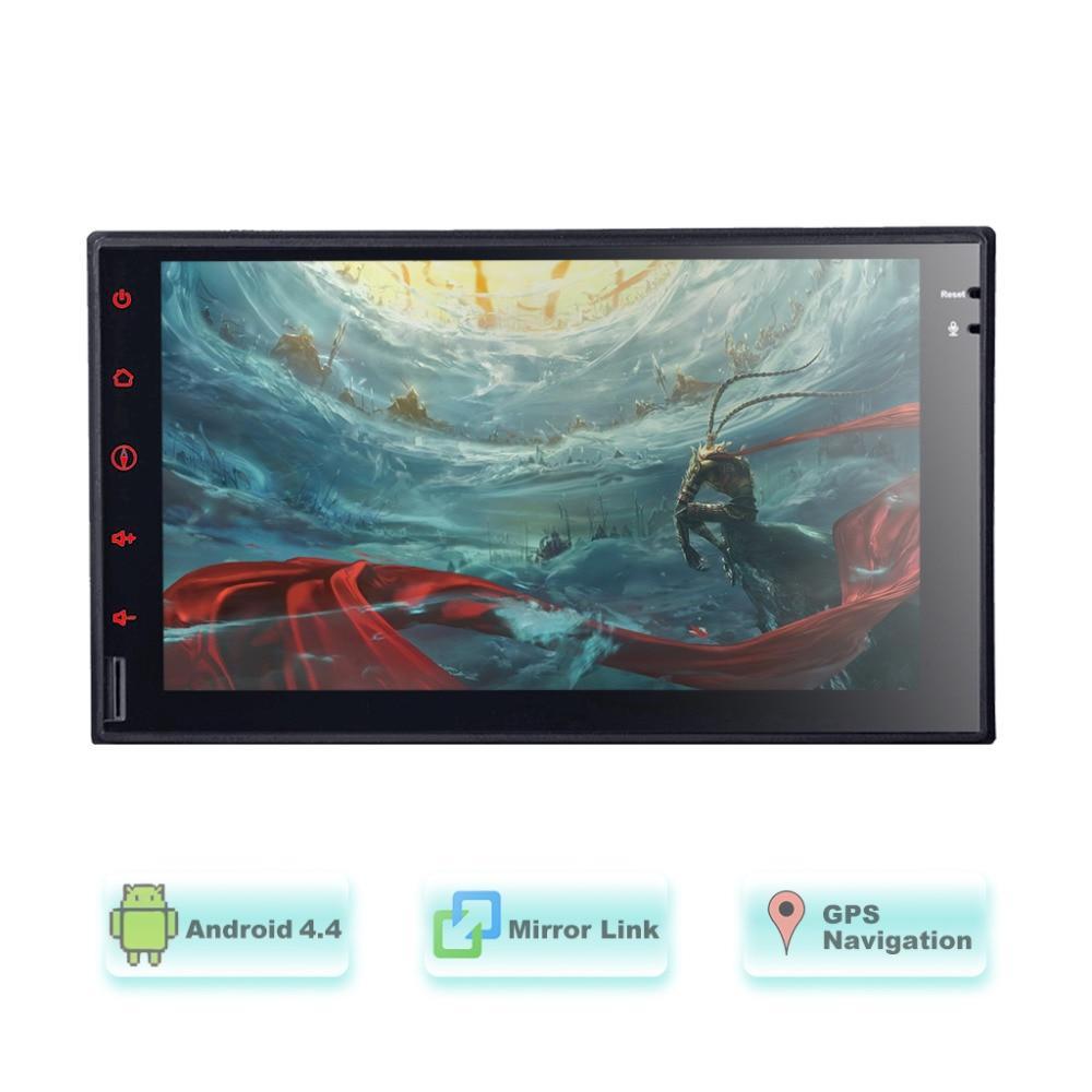 ③2 Din Czysty Android 801 Vw Samochodowy Odtwarzacz Dvd