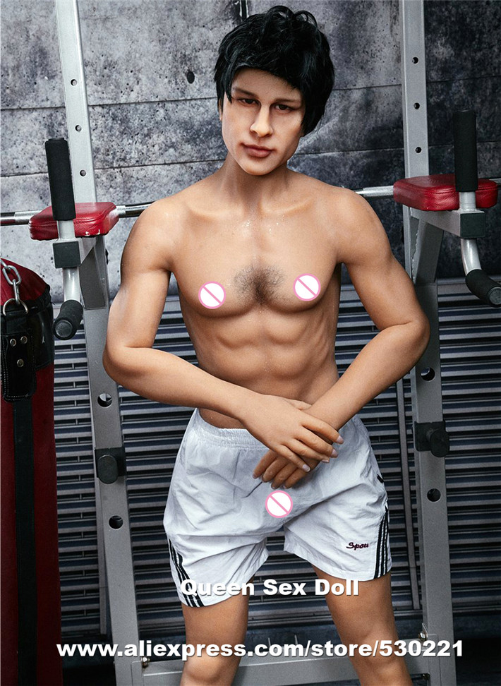 NEW 162cm Gay Male Silicone Sex Doll Real Life Size Sexy Dolls For Men and Women Big Penis Love Doll Dildo