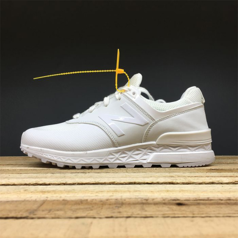 NEW BALANCE MS2018574V2 LOVERS ShoesWOMEN SHOES MENS SHOES Jogging VENTILATION New Design Sneakers 36-44 13Colors  HOT SALE