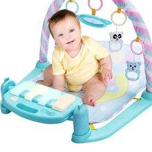Gimnasio con piano  para bebés de 0 a 12 meses