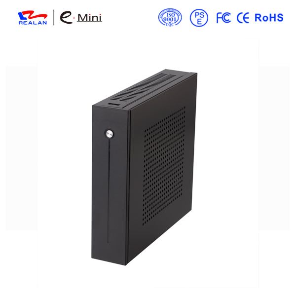 4GB RAM 64GB SSD quad core Desktop Thin client Komputer Mikro Mini PC mendukung windows 10 linux Android DHL pengiriman gratis