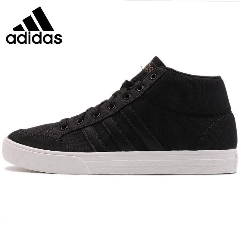 купить Original New Arrival 2018 Adidas VS SET MID Men's Basketball Shoes Sneakers по цене 5759.39 рублей