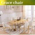 U-BEST Modern warehouse Poliform Grace chair wood chairs elegant master design furniture lounge chair