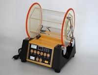Бесплатная доставка цифровой 220 В в стакан полировки Ротари Машина для ювелирных изделий инструменты ёмкость 8 кг