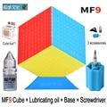 Konfon Zool MOYU MF9 9x9x9 75MM Magic Puzzel Cube 5 Stuks Pak Neo Kubus Volwassen kids Educatief Speelgoed Verjaardag Festival Gift