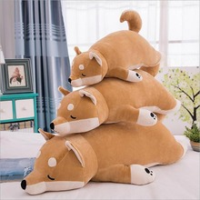 купить Lovely Dog Plush Doll Eiderdown Cotton Stuffed Animal Dog Plush Toy Best Gift For Children & Friends по цене 789.34 рублей