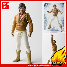 "100% Original BANDAI Tamashii Nations S.H.Figuarts (SHF) Exclusive Action Figure   Retsu Ichijoji from ""Space Sheriff Gavan"""