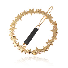 2019 New Coroa De Noiva Bride Starlike Clip Hair Jewelry Gadgets For Women Crown Female Circular Beauty Styling Wedding Pins