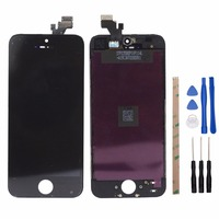 4 Inches LCD Display Touch Screen Digitizer Assembly Tools Repair Part Replacement For Apple IPhone 5