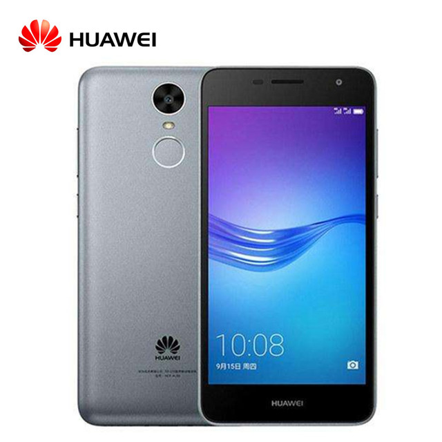 """Original HuaWei Enjoy 6S 4G LTE Mobile Phone Snapdragon 435 Octa Core Android 6.0 5.0"""" 3GB RAM 32GB ROM IPS 1280X720HD 13.0MP"""