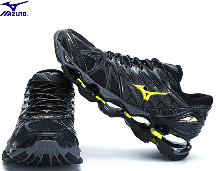 mizuno mens running shoes size 9 youth gold toe nails for