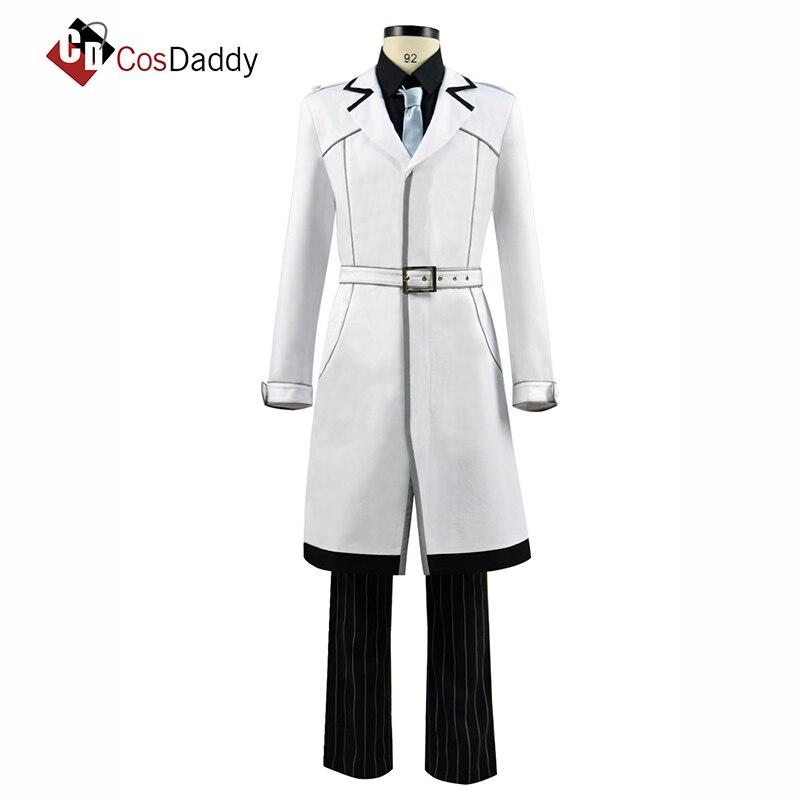 Cosdad Tokyo Ghoul cosplay costume sasaki haise ensembles complets uniforme école vêtements