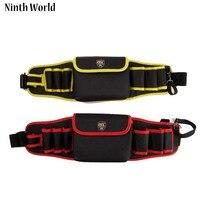 Ninth World Portable Tool Belt Multi Pocket Storage Bag Electrician Waist Pouch