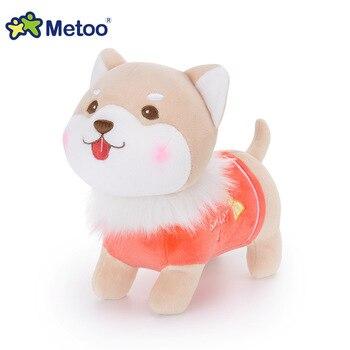 Милая плюшевая собака Metoo 6
