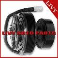 Sanden 7H15 SD7H15 A/C Compressor Clutch for Citroen Jumper (230)/ Xantia (X1) / XM (Y4) / ZX (N2)  9614674380 6453P9 12V