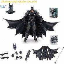 Free Shipping DC Anime Batman Action Figure Justice League Batman Mobile Toys Dark Knight Rises Children Gift Retail Box FB237