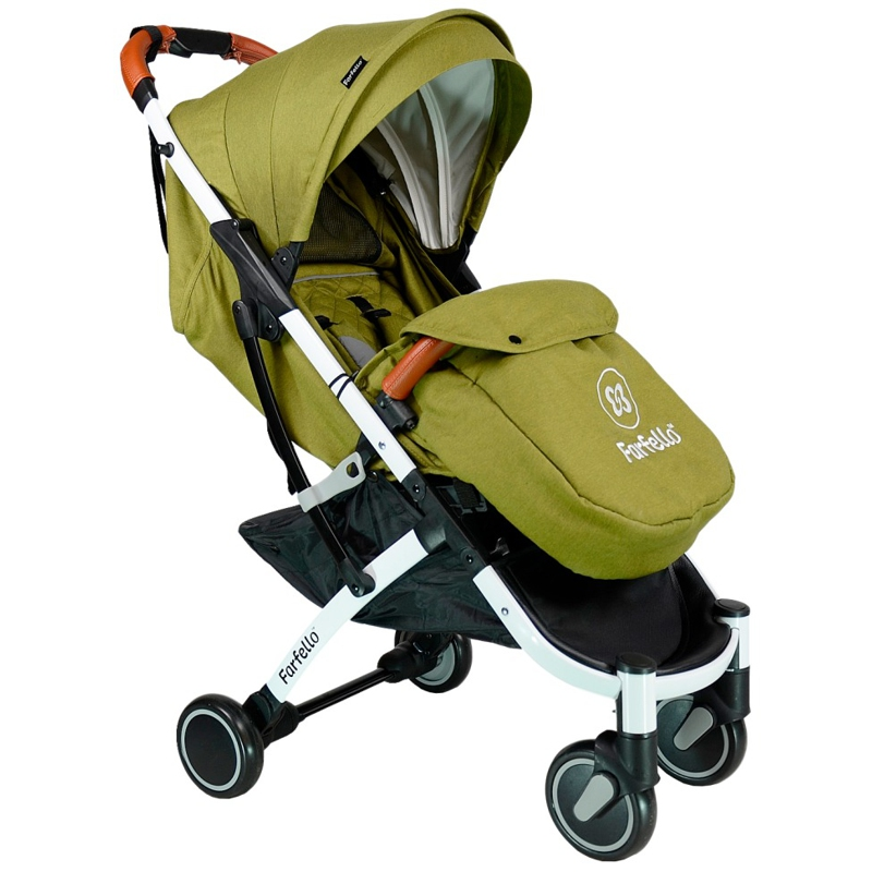 Коляска детская прогулочная Farfello D100