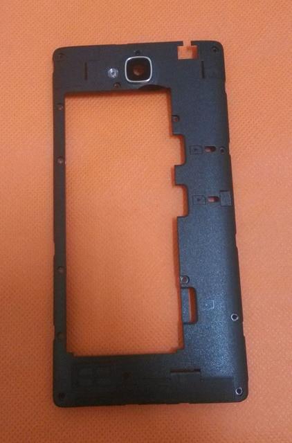 100% Оригинал Вернуться Рамка чехла + громкая связь + Антенны для Huawei Honor 3C 5 дюйма MTK6582 Quad Core 3 Г WCDMA Бесплатно доставка