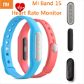 Original Xiaomi Mi Band 1S Smart Wristband Heart Rate Monitor IP67 Waterproof Smart Bracelet for iphone 7 xiaomi Android phones