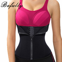 New Arrival Women Waist Trainer Hot Body Shaper Corset Control Tummy Slim Belt Modeling Strap Cincher