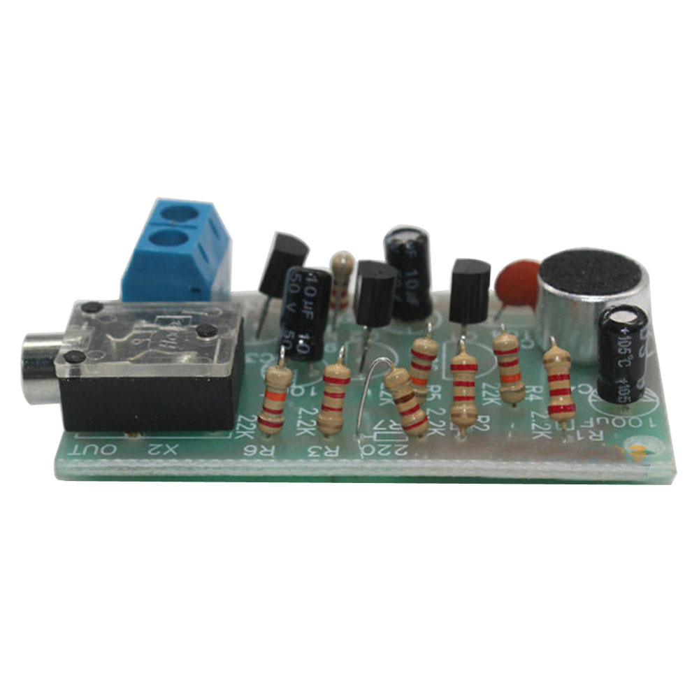 Cnikesin Diy Multistage Amplifier Electronic Production Suite Kits Circuit Board Parts Assembly Training Electronice In Integrated Circuits From