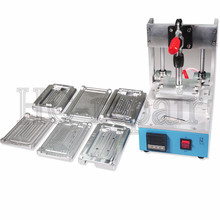 New LCD Screen Frame Laminator Hot Pressure Bracket Laminating Machine for iPhone Screen Bezel 4 4S