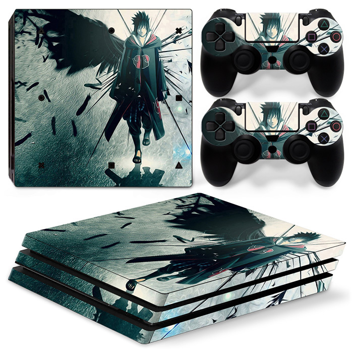 Vinyl Decal Skin Stciker for PS4 PRO Game Console and Controllers