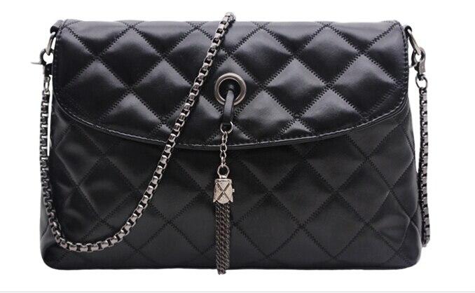 Emarald 2017 new women handbag genuine leather with good quality bag free shipping