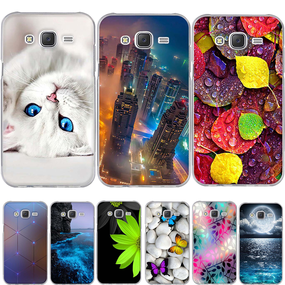 US $0.93 15% OFF For Samsung Galaxy J5 2015 Case Cover Silicone Soft TPU Coque fundas For Samsung Galaxy J5 2015 J500F SM J500F J5008 Phone Case for ...