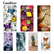 CaseRiver BQ BQS-5070 Magic Case Cover Soft Silicone TPU Fashion Printed Drawing Phone Back Protective BQ Magic BQS 5070 Case