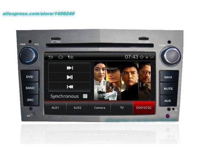 Для Opel Zafira 2006 ~ 2011-Автомобильный Android GPS навигации Радио ТВ dvd-плеер Аудио Видео Стерео Мультимедиа Системы