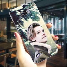 Thomas Brodie Hard Cover for Samsung Galaxy M30 Colorful Phone Case S6 S7 Edge S8 S9 Plus S10 Back Covers