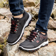 YWEEN Spring Autumn Men's Casual Shoes Men Sneakers Breathable Men Outdoor shoes