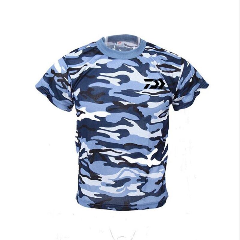 marca de roupas para a camisa para a daiwa especial caminhadas 02